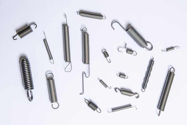 What is an extension spring?